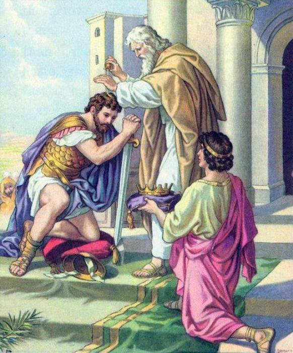 1 Chronicles 11 – David Was Anointed King Over All Israel