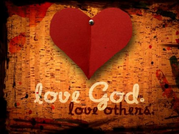 1 John 4 – Love for God and Love for One Another
