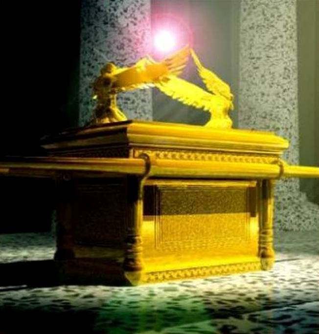 1 Kings 8 – The Ark of the Covenant of God Was Brought into the Temple