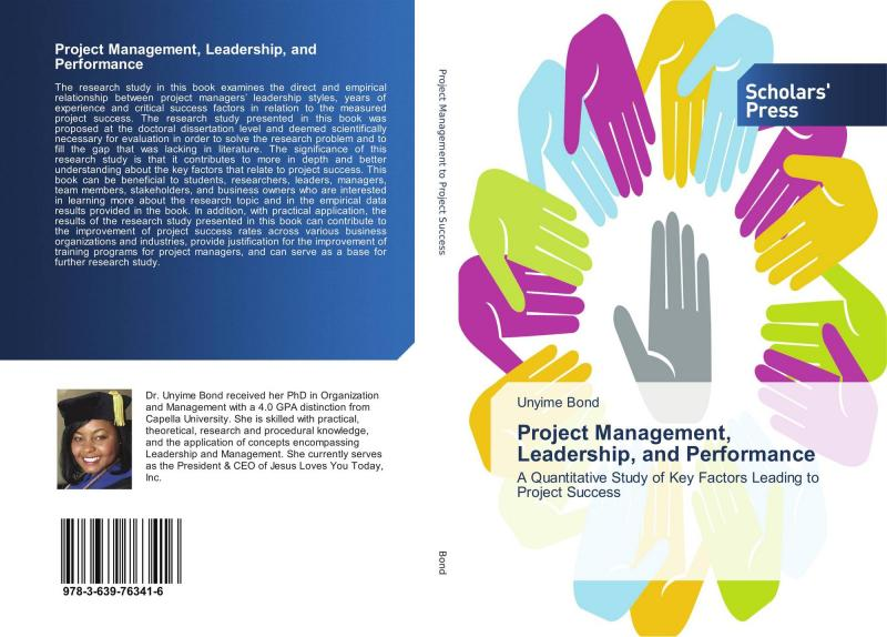 Project Management, Leadership, and Performance Book