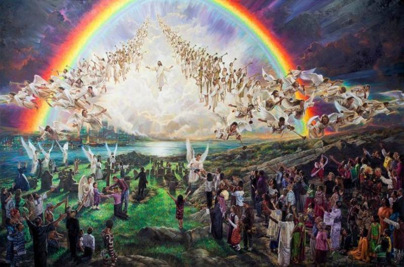 1 Thessalonians 4 -The Resurrection and the Second Coming of the Lord Jesus Chri