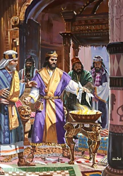 2 Chronicles 36 – Kings Jehoahaz, Jehoiakim, Jehoiachin, and Zedekiah Reigned in Judah, King Jehoiachin Was Taken Captive to Babylon and Zedekiah Took Over, and Judah Was Taken to Captivity – By Nebuchadnezzar King of Babylon and His Army