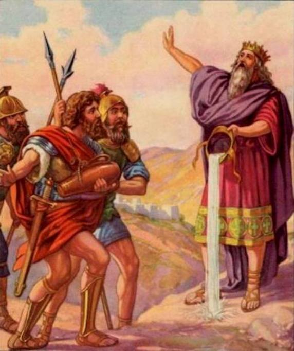 2 Samuel 10 – The Defeat of the Ammonites and Syrians