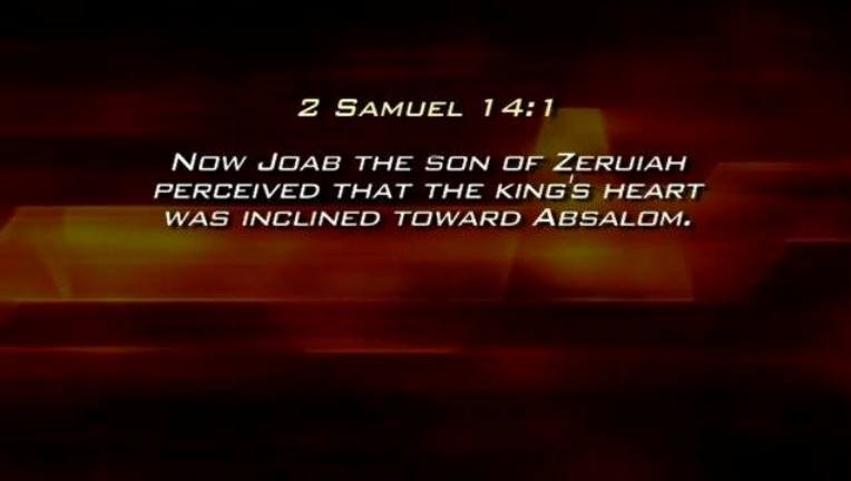 2 Samuel 14: Joab's Scheme for Absalom's Return.
