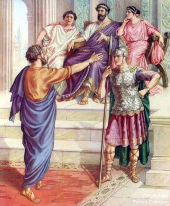 Acts 26 – Paul's Defense Before Agrippa