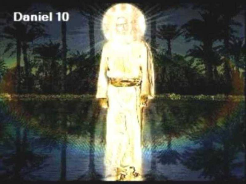 Daniel 10 – Daniel's Vision by the Great River