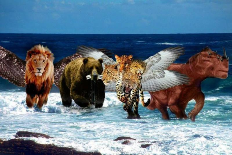 Daniel 7 – Daniel's Vision of the Four Beasts