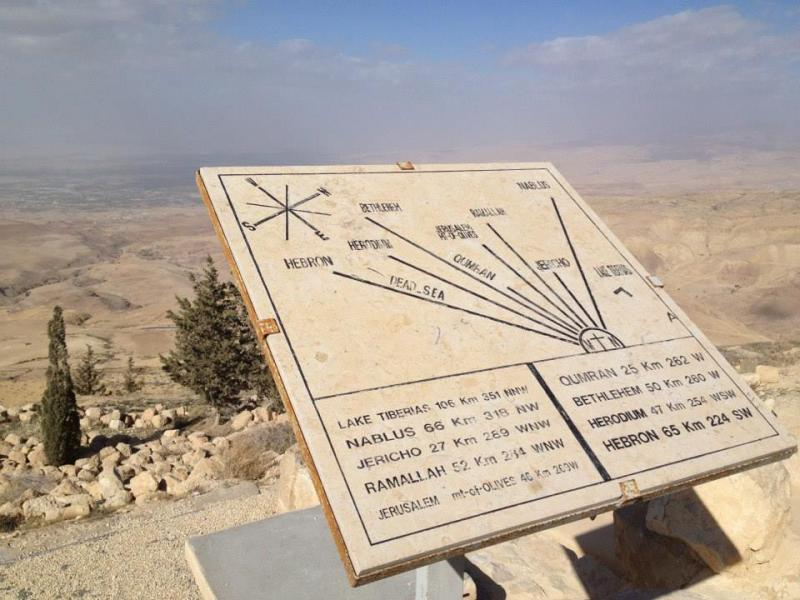 Deuteronomy 34 – Moses Died on Mount Nebo