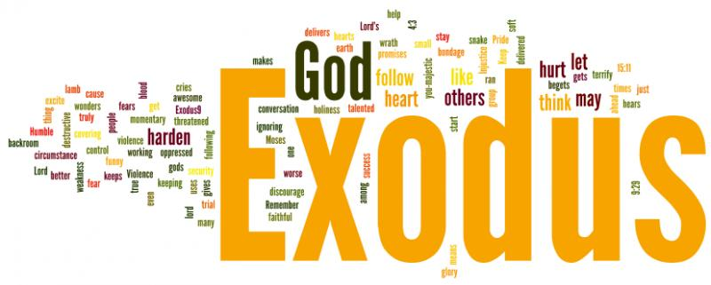 Exodus 1 – Israel's Suffering in Egypt