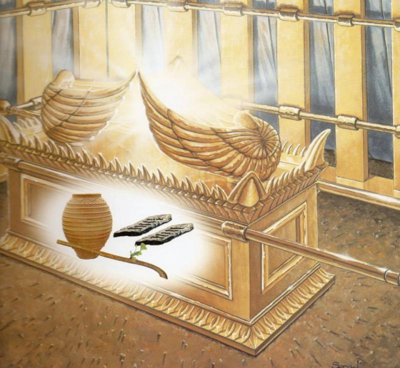 Exodus 25 – The Ark of the Testimony