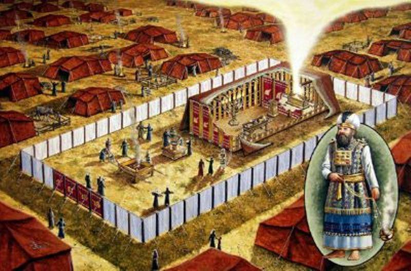 Exodus 26 – The Tabernacle