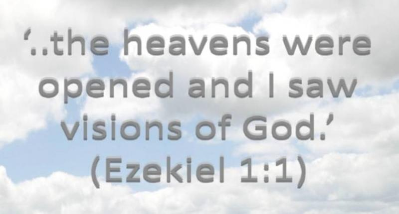Ezekiel 1 – Ezekiel's Vision of GOD's Glory