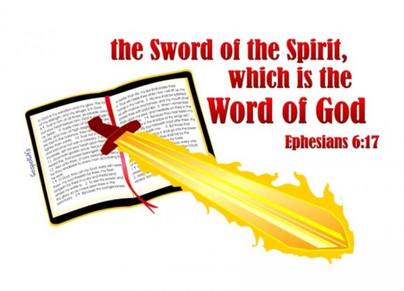 Ezekiel 21: The Sword of GOD.