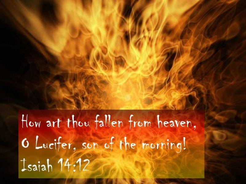 Isaiah 14 - The Prophecy Against the King of Babylon, and Satan Is Fallen