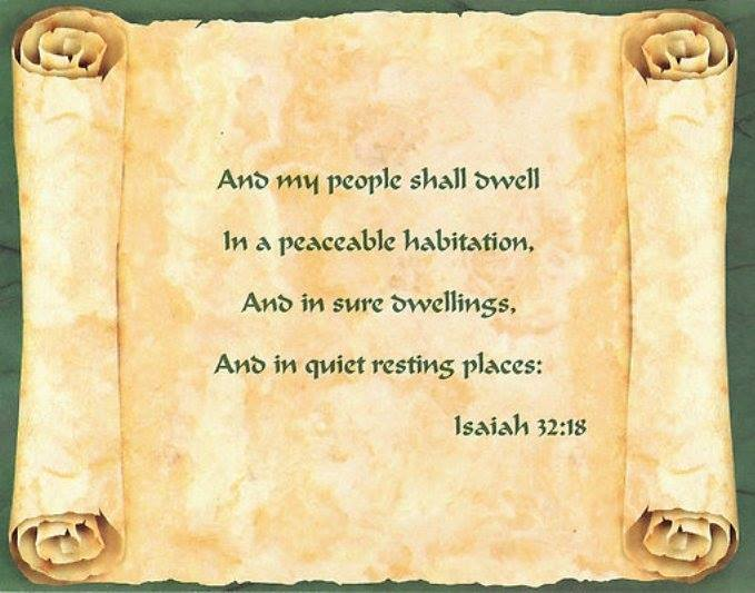 Isaiah 32 – Women of Jerusalem Are Warned and Encouraged