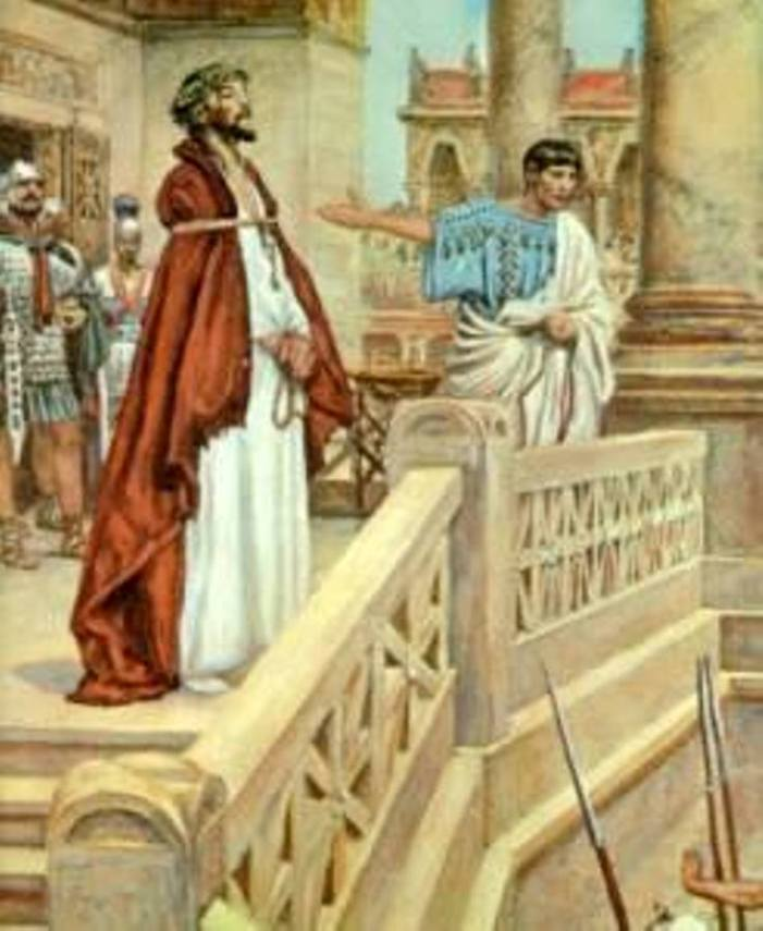 John 18 – The Betrayal, Arrest, and the Trial of the Lord Jesus