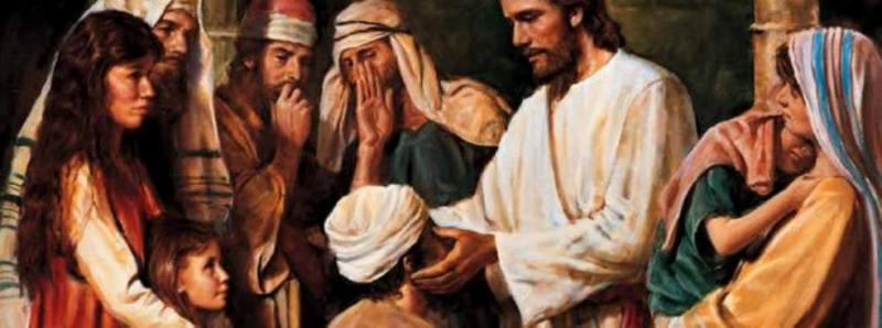 John 9 – Jesus Healed the Man That Was Born Blind