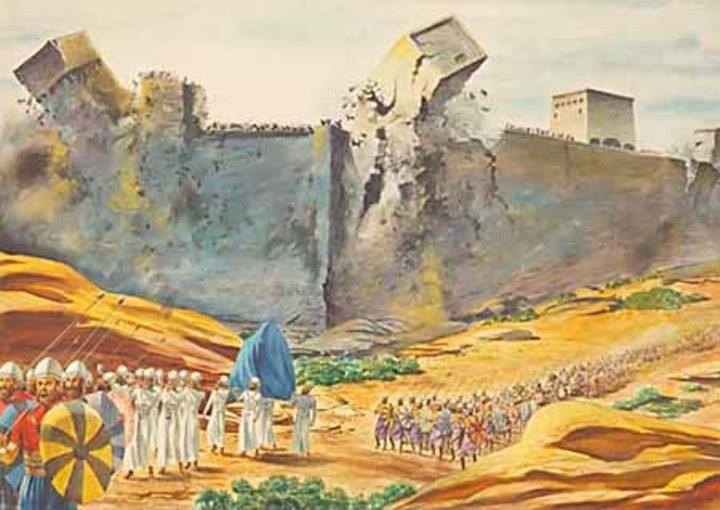 Joshua 6 – The Fall of Jericho
