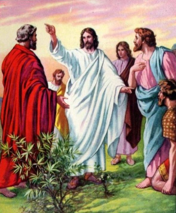 Luke 10a: Jesus Sent Seventy Disciples to Preach the Gospel.