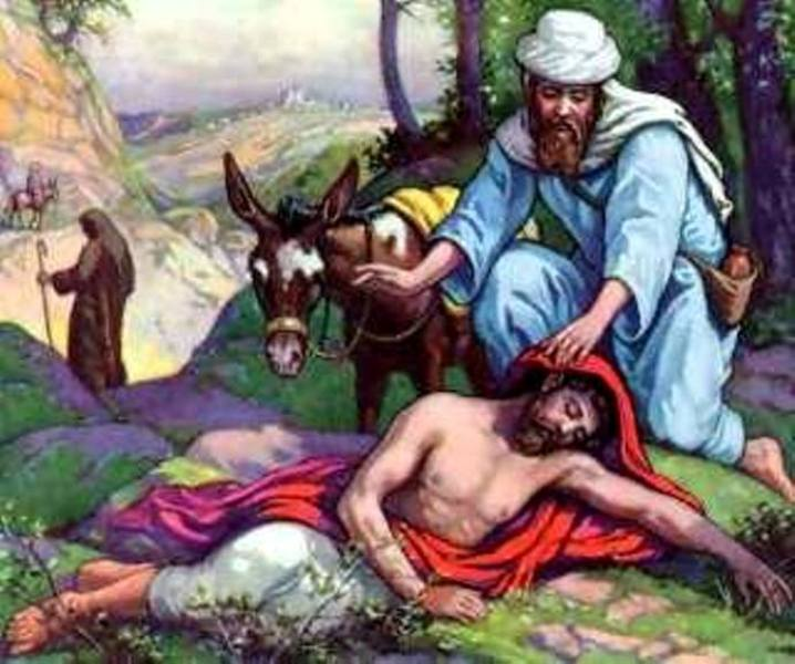 Luke 10c: Jesus Preached About Eternal Life, the Greatest Commandment, and Jesus Told the Parable of the Good Samaritan.