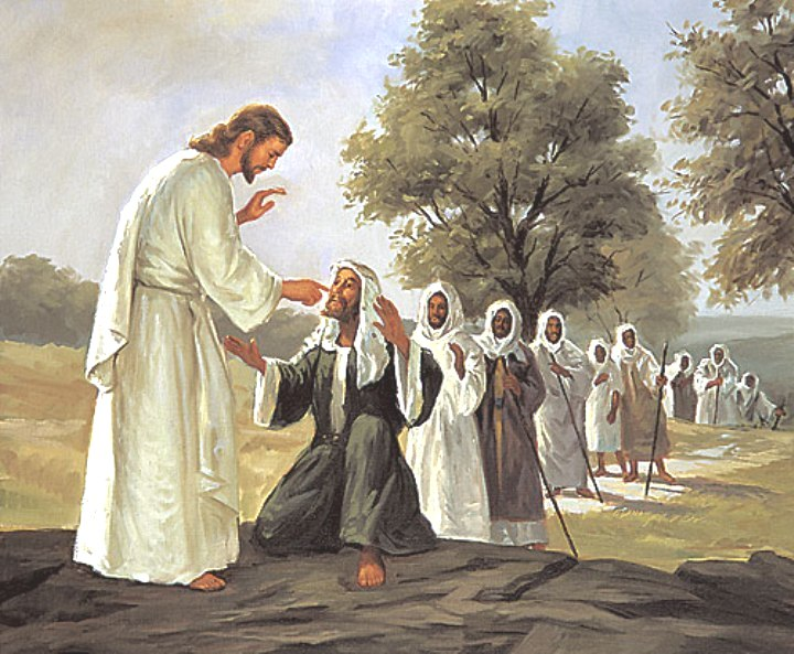 Luke 7c: Jesus Healed Many Infirmities, Afflictions, and Cast Out Evil Spirits. Jesus Healed the Blind, the Lame, the Lepers, the Deaf, Raised the Dead, Preached the Gospel to the Poor, and Jesus Spoke About John the Baptist, this Generation, and the Children of Wisdom.