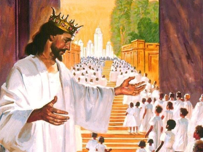 Luke 9j: Jesus Preached about Serving GOD and Following Him, and Preaching the Gospel of the Kingdom of GOD
