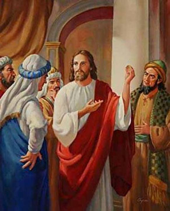 Mark 12a – Jesus Told the Parable of the Wicked Vinedressers, and Jesus Preached on Paying Taxes