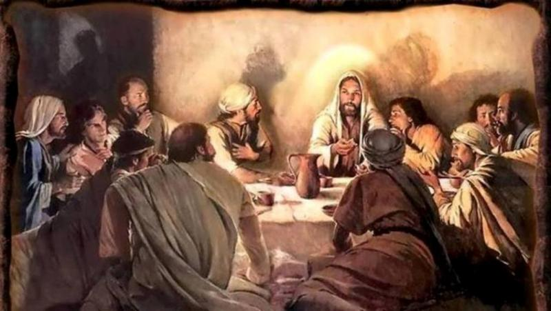 Mark 14b - Jesus Established the Lord's Supper and the New Covenant
