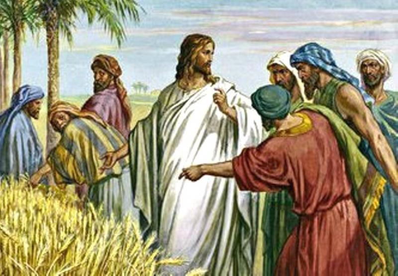 Mark 2 – Jesus Is Lord of Healing and the Sabbath