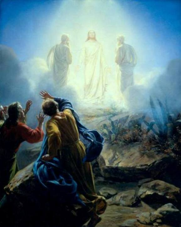 Matthew 17 – Jesus Transfigured Before His Disciples