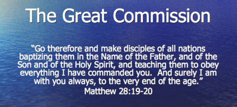 Matthew 28 – The Lord Jesus Christ Rose from the Dead, Met with His Disciples, and Gave the Great Commission to His Disciples