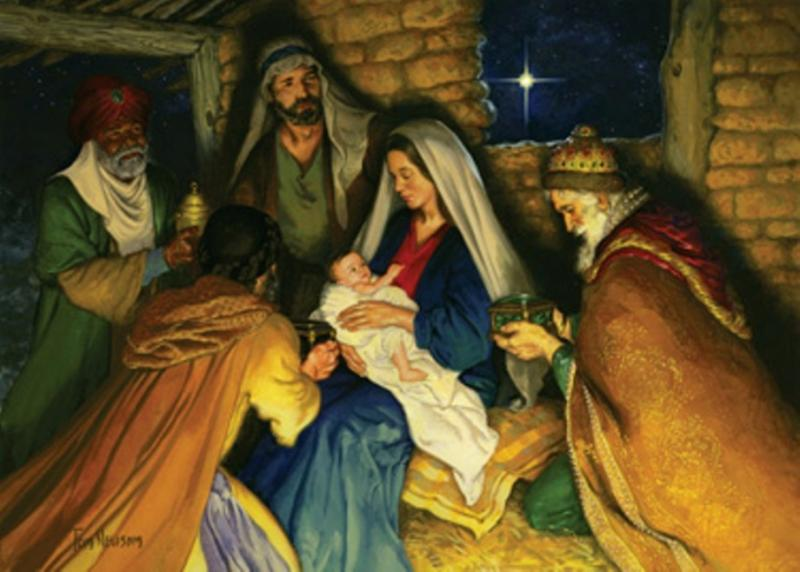 Matthew 2 – The Wise Men from the East Came to Worship Jesus, and King Herod Heard About the Birth of Jesus