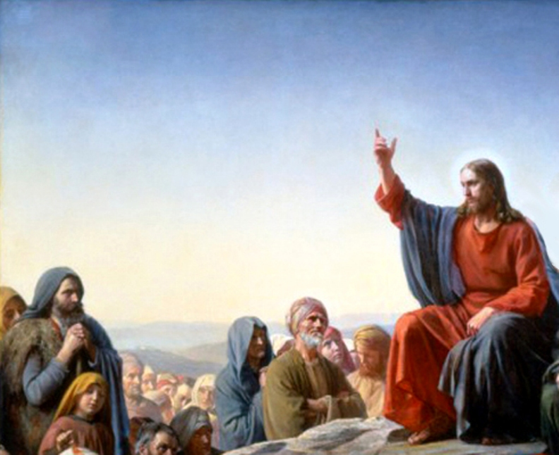 Matthew 5 – The Beatitudes and Jesus' Sermon on the Mount