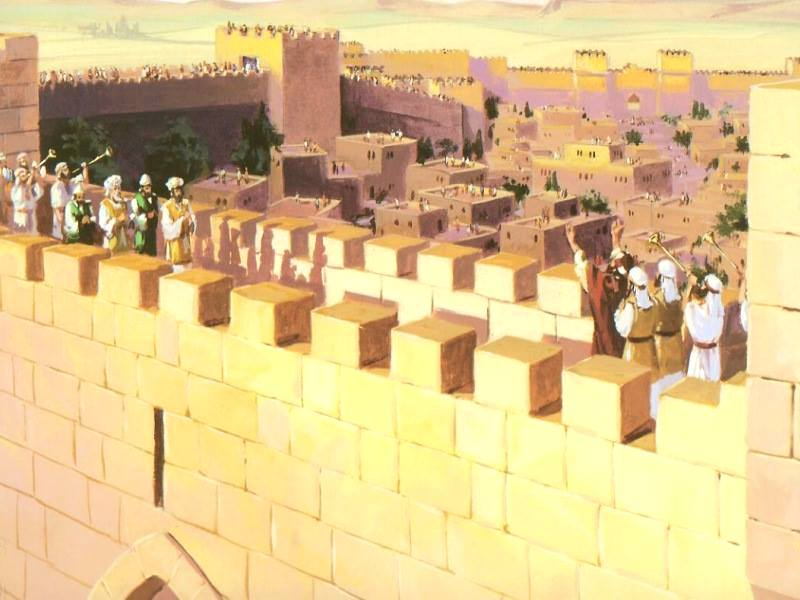 Nehemiah 6 – The Plot That Was Made Against Nehemiah Failed, and God Helped Nehemiah and the Builders to Successfully Complete the Work of Rebuilding the Wall of Jerusalem