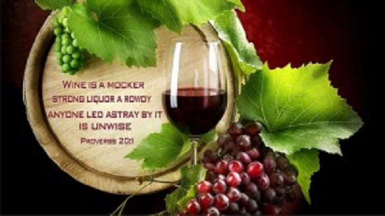 Proverbs 20: Wine is a Mocker and Other Godly Counsels.