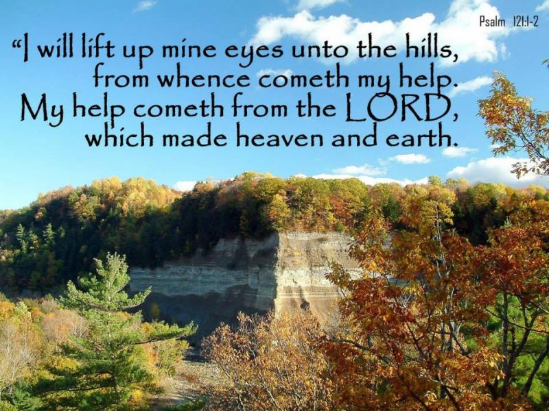 Psalm 121 – God Is The Help of Those Who Seek Him