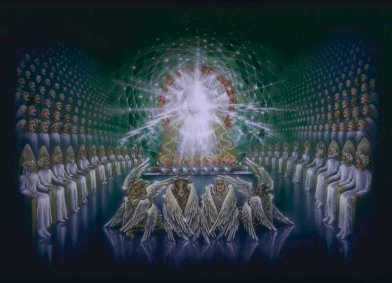 Revelation 4 – John's Vision of God's Throne