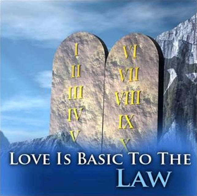 Romans 14 – The Law of Liberty and the Law of Love