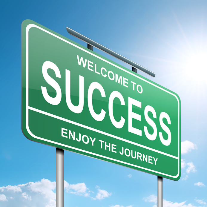 Welcome to Success!